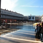 Aqua Alta in St. Marks Square #2 sm